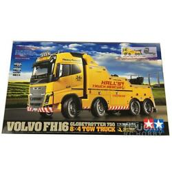 Us Stock Tamiya 56362 Volvo Fh16 Globetrotter750 Tow 1/14 Rc 8x4 Tractor Truck