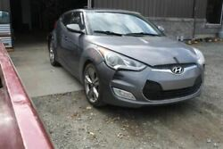 Manual Transmission 6 Speed Naturally Aspirated Fits 12-15 Veloster 6322