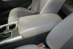 2013-14 Ford Edge Front Console Armrest Only Leather Light Stone Oem Lid