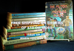 Alfred Hitchcock And The Three Investigators Hardback/paperback Choose One
