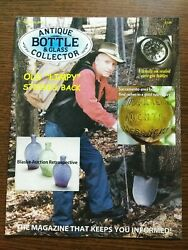 Antique Bottle And Glass Collector Magazine November 2003 Vol. 20 No. 7