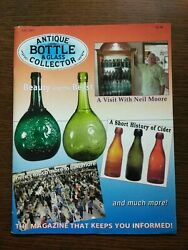 Antique Bottle And Glass Collector Magazine July 2007 Vol. 24 No. 3