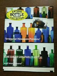 Antique Bottle And Glass Collector Magazine July 2008 Vol. 25 No. 3