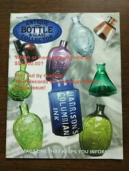 Antique Bottle And Glass Collector Magazine January 2003 Vol. 19 No. 9
