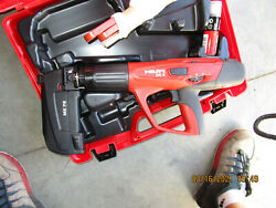 Hilti Fully Automatic Powder-actuated Nailer Tool Dx-5 And Mx-72 New 1019