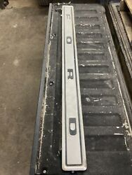 1973-1979 Ford Truck F100-f350 Tailgate Moulding Used Oem