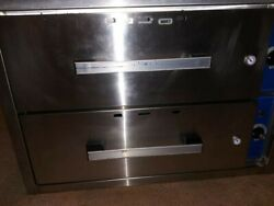 Wittco Commercial Food Warmer 200-2r 120 Volts Working Condition