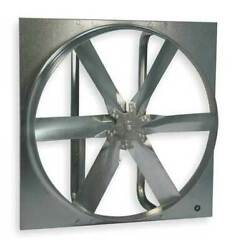 Dayton 7cf12 Standard Duty Exhaust Fan With Motor And Drive Package 36 In