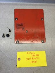 Case Ingersoll 444 448 446 Tractor Dash Access Service Panel
