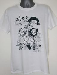 Clor T-shirt / Hot Chip The Futureheads Tom Vek Young Knives Mystery Jets