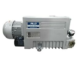 One 1 Busch Model Ra0025.e5g3.1001 Vacuum Pump - Rebuilt - Cleaned And Painted