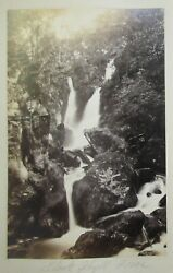 Vintage Photo Album, The Lake District By Frith. A Work Of Photographic Art.
