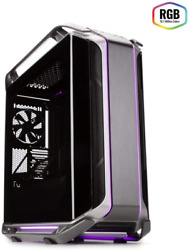 Cooler Master Cosmos C700m E-atx Full-tower With Curved Tempered Glass Panel, Ri