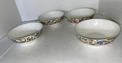 Royal Doulton Everyday Jacobean - Set Of 4 All Purpose Cereal Bowls
