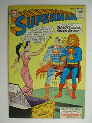 Superman 165, Circe, Saturn Woman, Red Kryptonite, Very Fine-, 7.5, Ow Pages