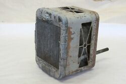 Original 1930and039s Cadillac And Lasalle Accessory Under-dash Heater For Parts Restore