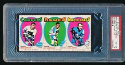 1971 Bazooka Uncut Panel Norm Ullman Psa 4 - Only Two Ever Graded