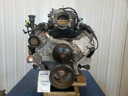 2012 Gmc Sierra 1500 5.3 Gas Engine Motor Assembly 96651 Miles No Core Charge