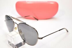 Kate Spade Emme 1/s 56mm Polarized Aviator Sunglasses With Case