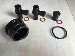 Pcv Reroute Fittings And Reroute Port Plug And Resonator Plug For Gm 6.6l Duramax