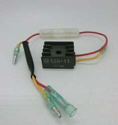 Genuine Tohatsu Outboard Rectifier And Fuse Assembly