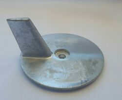 Zinc Trim Tab Anode For Mariner Outboard 20hp 25hp 28hp 30hp 2 Stroke 82795m