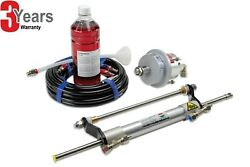 Boat Hydraulic Steering System Up To 75 Hp Outboard Hydrodrive Yamaha Mercury