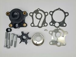 Water Pump Impeller Kit And Housing Mariner 55 60 Hp 2stroke Outboard 55b 60c