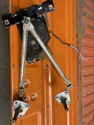 1973-1979 Ford Truck F100-f350 78-79 Bronco Windsheild Wiper Motor Used Untested