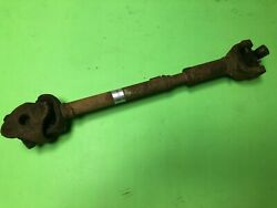Jeep 1974-79 Sj And J-series With 4.2l T15 Front Drive Shaft 5359384 Genuine Nos