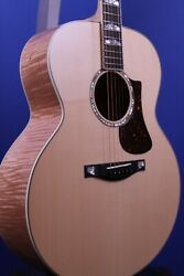 Eastman Ac630-bd 2021 Natural Flame Maple Beautiful Back And Sides New Free Ship