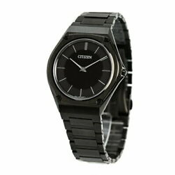 Citizen Eco-drive One Ar5064-57e Solar Watch Made In Japan [thickness 3.88mm]
