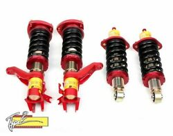 Function And Form Type 2 Adjustable Coilovers 2002 - 2006 Acura Integra Rsx