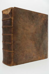 The Holy Bible Containing The Old And New Testaments 1819 Leather Bound
