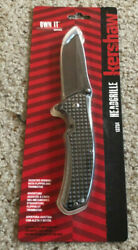 Kershaw Headgrille Spring Assist Knife 1325x New Discontinued
