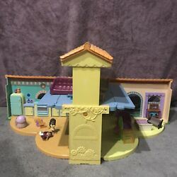 Dora The Explorer Play House With Accessories Doll House Expandable Dora Home