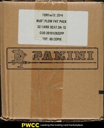 2019 Panini Fortnite Series 1 Fat Pack Sealed Case, 5 Boxes /12 Packs /20cards