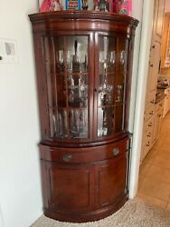New Travis Court By Drexel China Cabinet