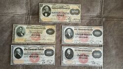 Reprint On Paper With W/m United States 1875 Y. Gold Dollar Free Shipping