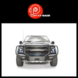 Fab Fours Ff17-h4350-1 Fits 17-18 Ford F-150 Premium Winch Full Guard Bumpers