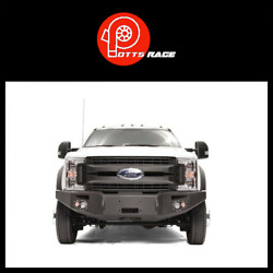Fab Fours Fs17-a4251-1 Fits 17-18 Ford F-450/550 Sd Front Winch Bumpers