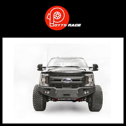 Fab Fours Fs17-a4151-1 Fits 17-18 Ford F-250/350 Sd Premium Winch Front Bumpers