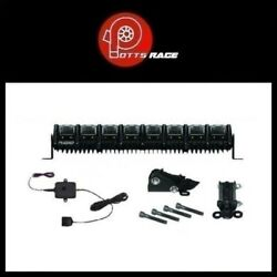 Rigid Industries Adapt Gps Module And 20 Led Light And Stealth Mount Bracket Kit