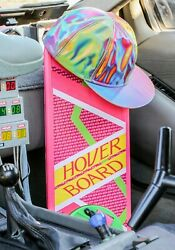 Limited Michael J Fox New Back To The Future Hoverboard11 Prop Bttf Marty Mcfly