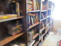 Lot Room Full,of Books History Antique Coffee Table Science Fiction Horror