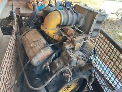 6v53 Detroit Diesel Running Take Out Runs Perfect