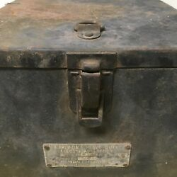 Martindale Heavy Duty Electrical Etcher - Antique