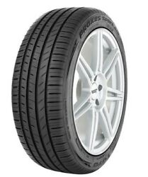 Toyo Proxes Sport A/s 295/30r20xl 101y Bsw 4 Tires