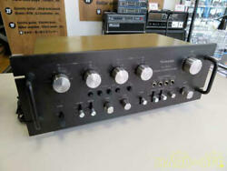 Technicssu-9200stereo Control Center Working Used From Japan ✈fedex✈
