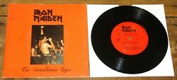 Iron Maiden The Soundhouse Tapes Original First Press Rock Hard 7 1979 Rok 1